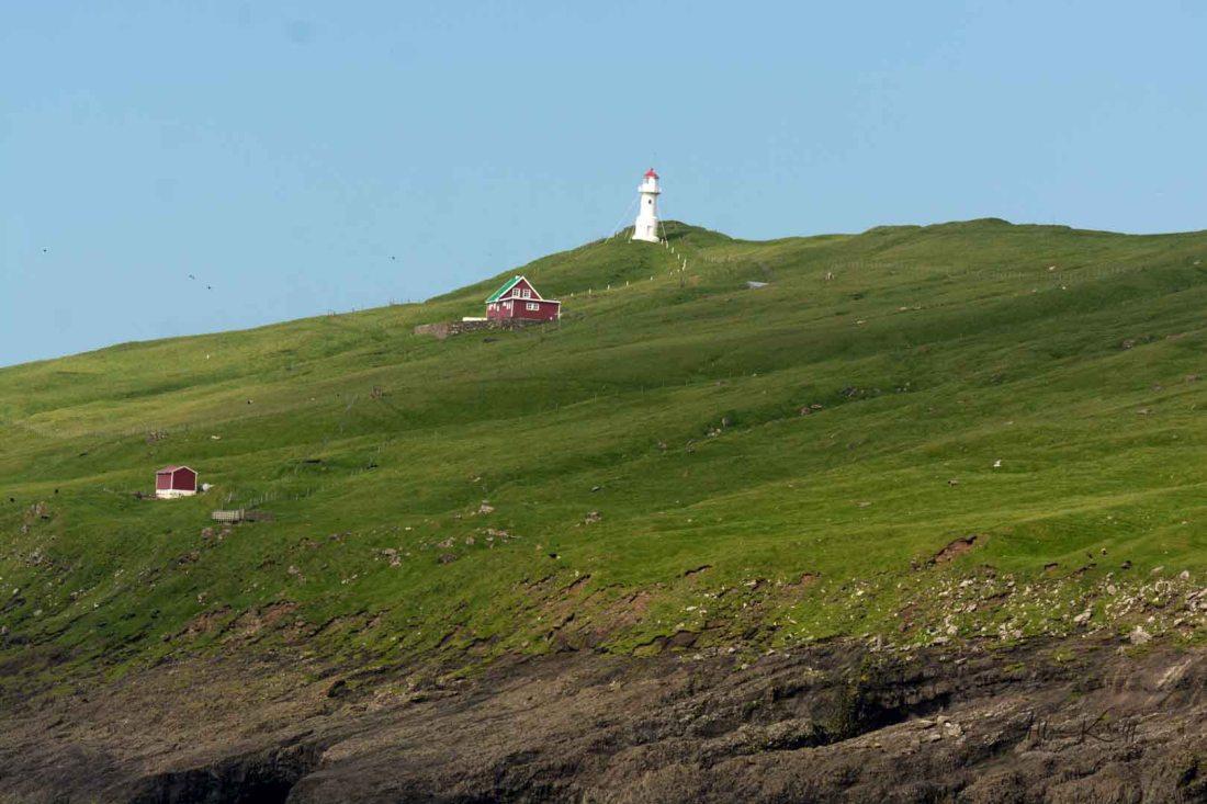 Holmen17 - Tur til Mykineshólmur Lighthouse
