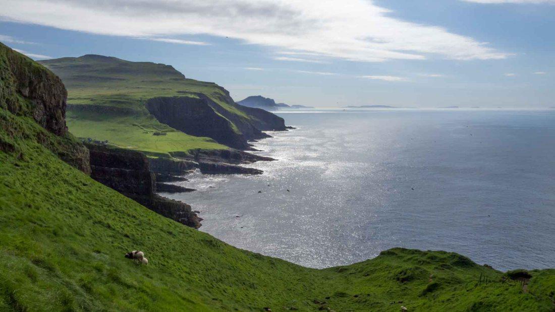 Holmen8 - Tur til Mykineshólmur Lighthouse
