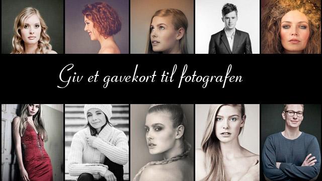 Gavekort til fotograf – Esbjerg fotografi