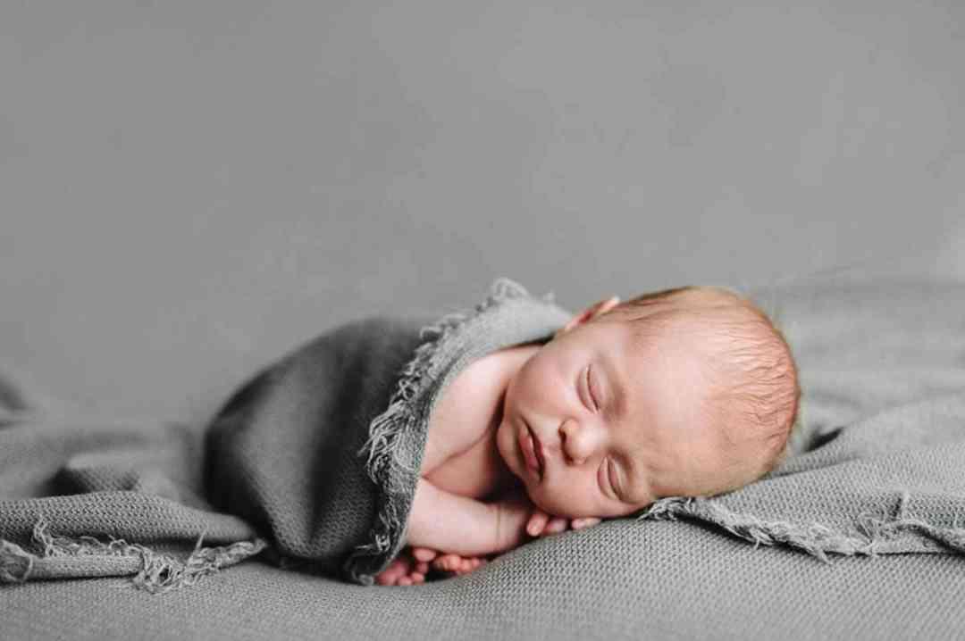 Fotografering af nyfødte i Esbjerg en gang om måneden