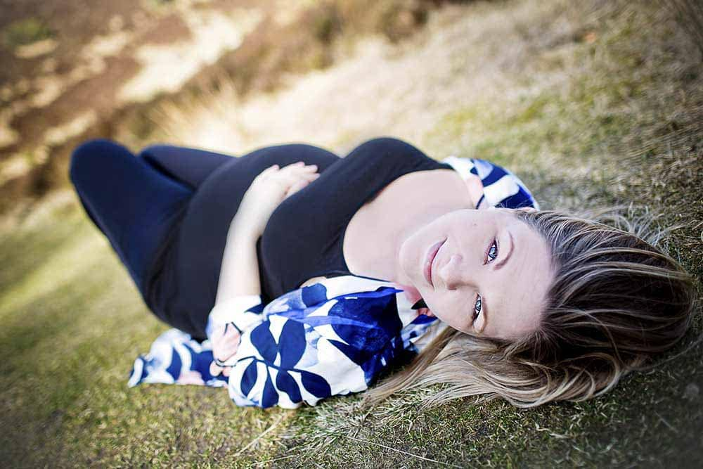 gravid foto natur Esbjerg