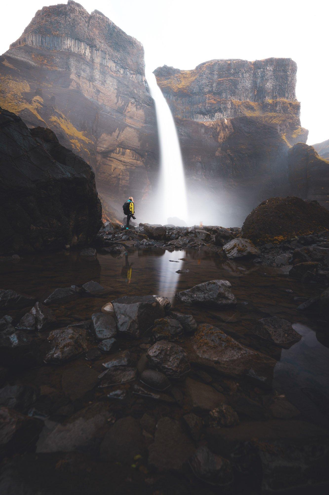Cascada Islandia - Linzex