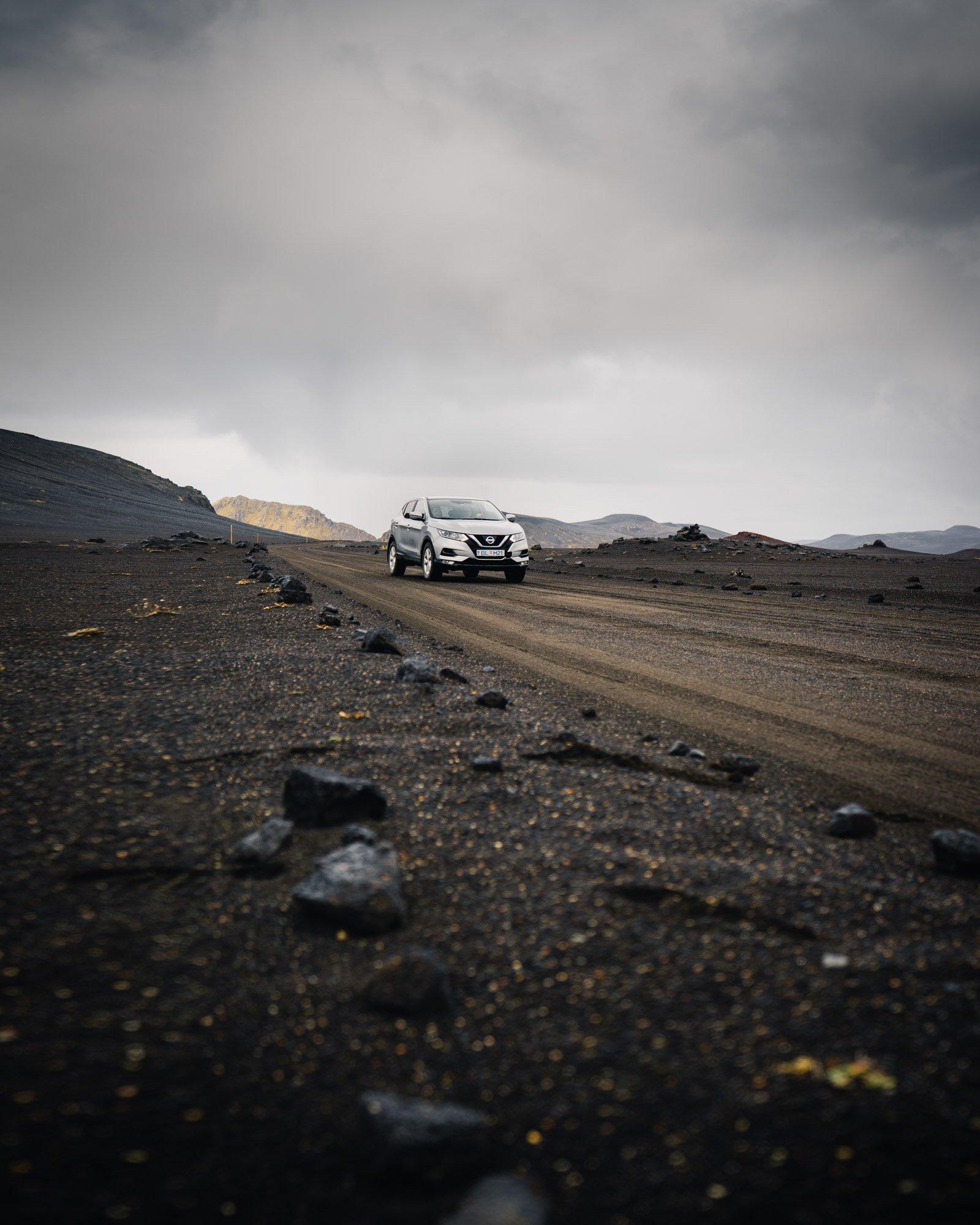 Nissan Islandia - Linzex