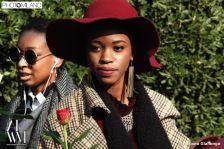 Adriano Giallongo Afro Fashion week Milan