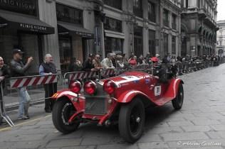 Roberto Giolito, David Giudici - ALFA ROMEO 6C 1750 GRAN SPORT 1930