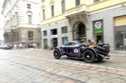 Helmut Rothenberger, Oliver Dankmar Jung - MERCEDES-BENZ 710 SSK 1929