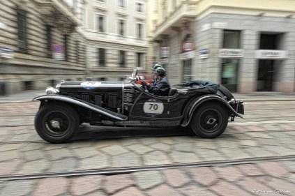 Giovanni Bricchetti, Tony Cicchiello - FIAT 525 SS 1930