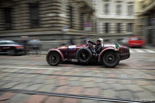 Silvia Marini, Francesca Ruggeri - ASTON MARTIN 2 LITRE SPEED MODEL 1936