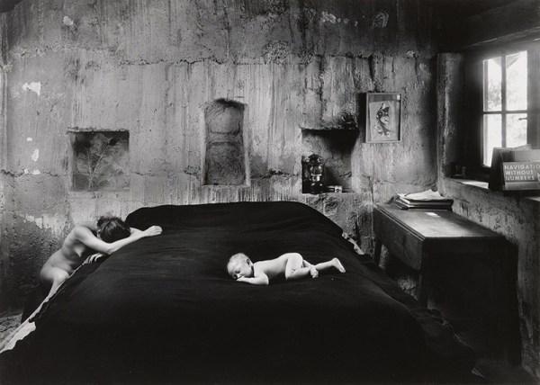 wynn bullock fotografia bianco e nero