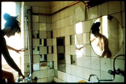nan_goldin ritratto allo specchio