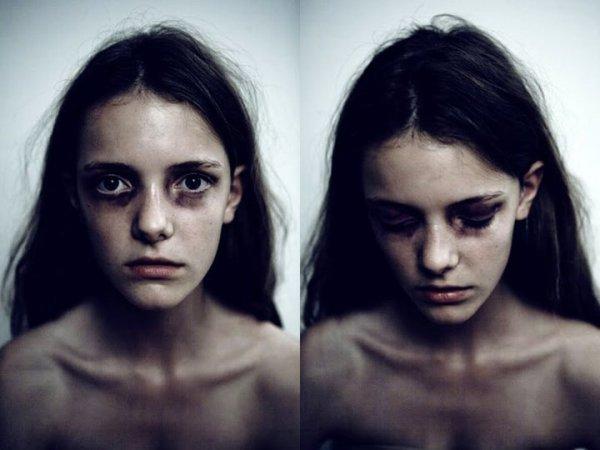 Fotografo americano moda donna Chadwick Tyler