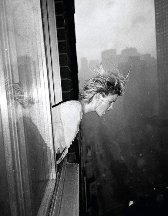Chadwick Tyler fotografo immagini bianco e nero moda
