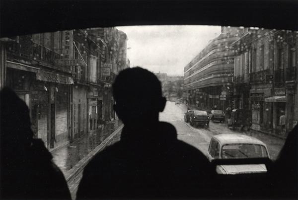 Bernard plossu fotografia bianco e nero viaggio