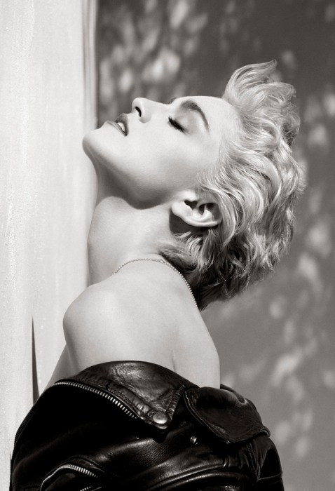 Fotografia Madonna Herb Ritts