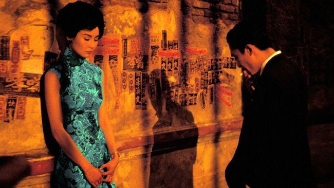 fotogrammi film famosi in the mood for love