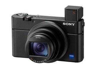 fotocamera compatta Sony-RX100-mark-VII caratteristiche