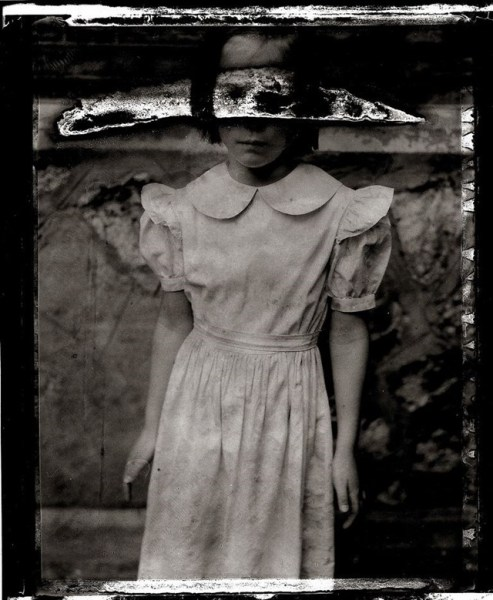 Sarah Moon fotografa francese fotografia bianco e nero in pellicola
