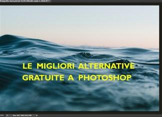 I migliori programmi gratuiti gratis di fotoritocco