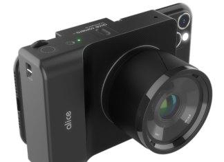 Alice fotocamera da aggiungere e montare al telefono smartphone