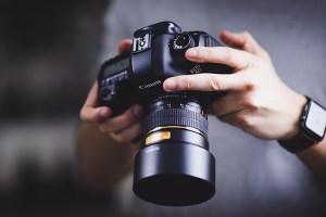 Numero di scatti di una fotocamera digitale