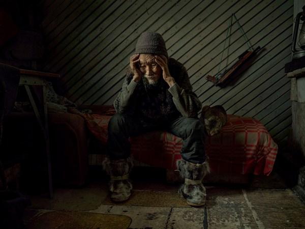 Evgenia Arbugaeva Hyperborea paesaggi fotografia russa artico