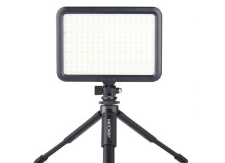 luce LED KF Concept-300 portatile economica per fotografia e video