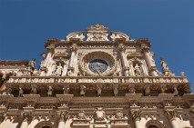 Lecce (LE) Santa Croce (in mostra - displayed)
