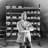 Gianpaolo Cassese, Amministratore dell'Azienda Agricola Fratelli Cassese ss. fotografato nella Masseria del Duca nel territorio di Martina Franca