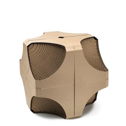 """PROGETTO: """"Cardboard Light"""" di Fabio Stasi - Azienda Corvasce"""