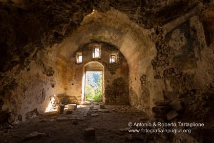 Chiesa rupestre della Madonna di Monteverde