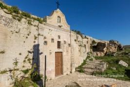 Chiesa rupestre della Madonna degli Angeli
