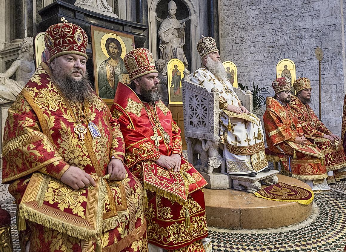 Il viaggio di San Nicola