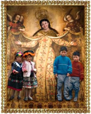 La Virgen de la Merced.72x600