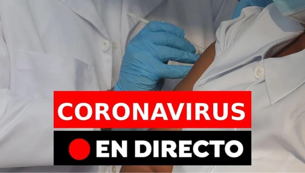 coronavirus en espana hoy ultima hora