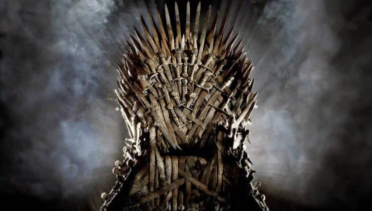 Resultado de imagen de trono de hierro