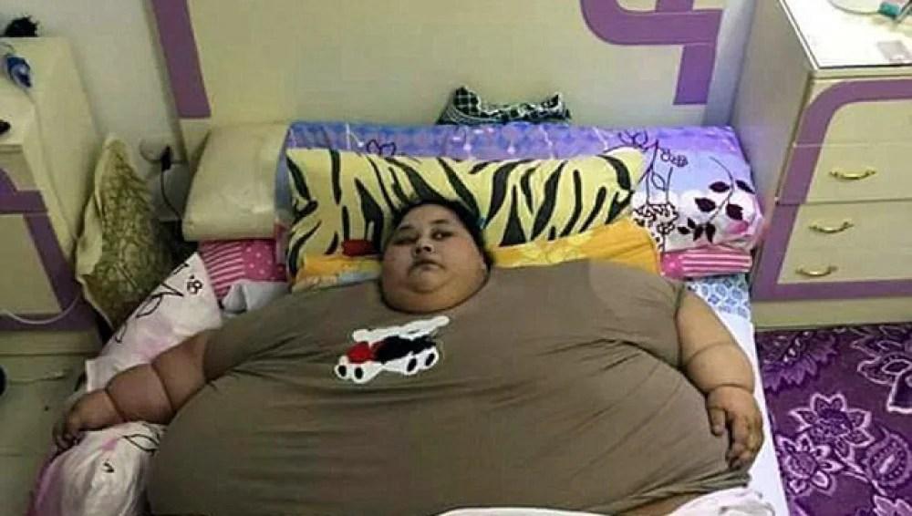 La mujer más gorda del mundo