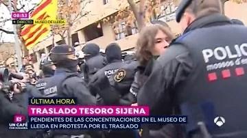 Resultado de imagen de museo lleida policia