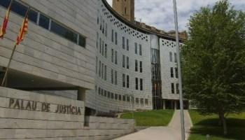 Resultado de imagen de audiencia provincial de lleida