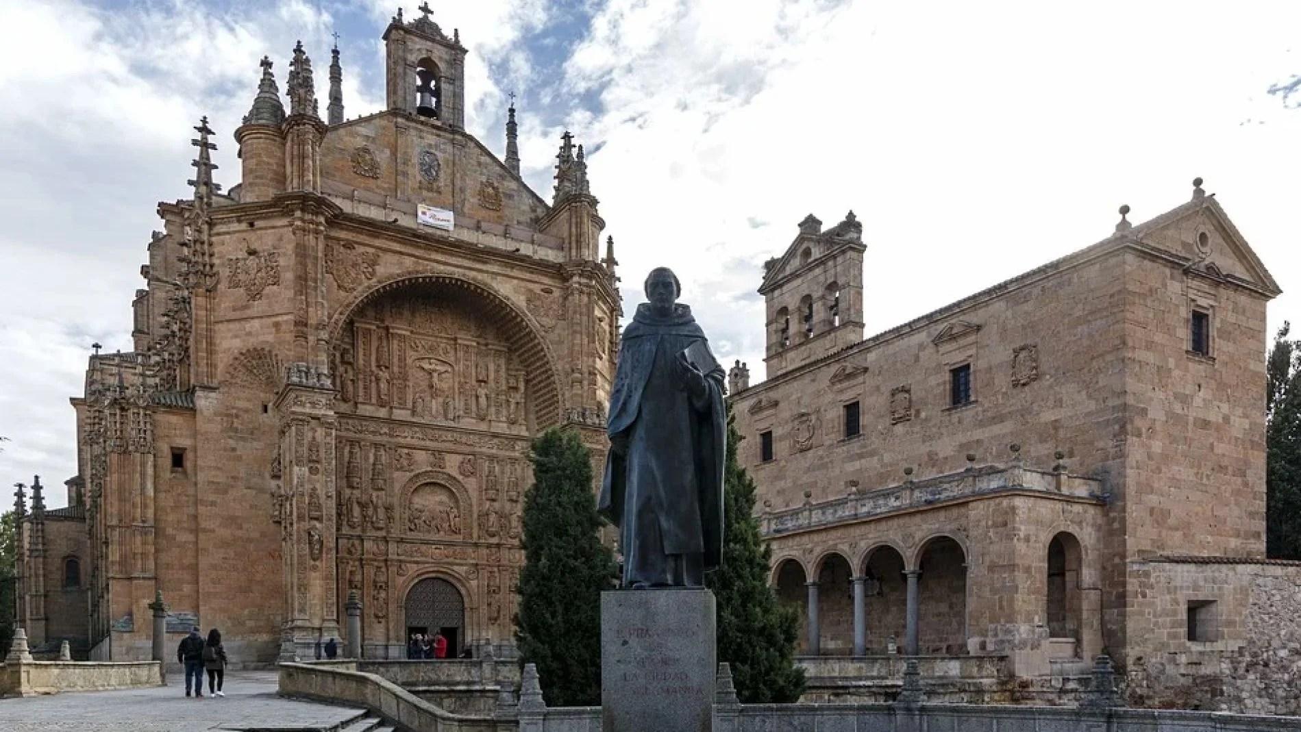 Convento de San Esteban de Salamanca: 5 curiosidades que probablemente no conocías