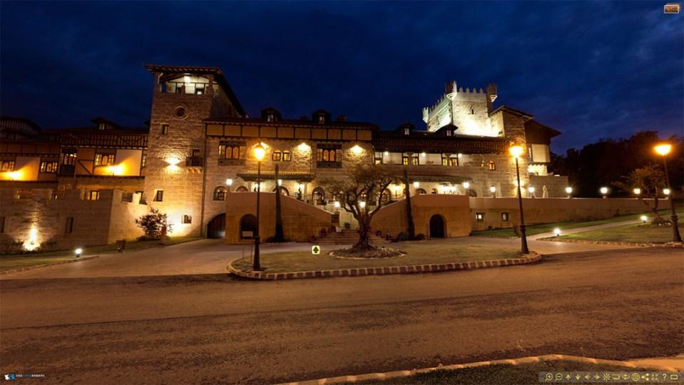 Hotel Abadia de los Templarios – Tour virtual para hoteles