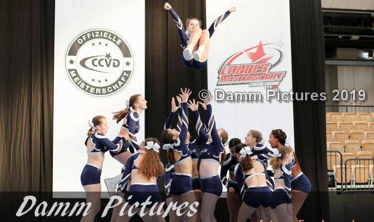 CCVD | CCVSH | CCVHH | Landesmeisterschaften im Cheerleading