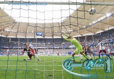 2.Liga: Hamburger SV – SSV Jahn Regensburg 2:1 #hsv #Jahn