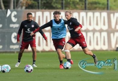 2. Bundesliga | FC St. Pauli Training an der Kollaustraße