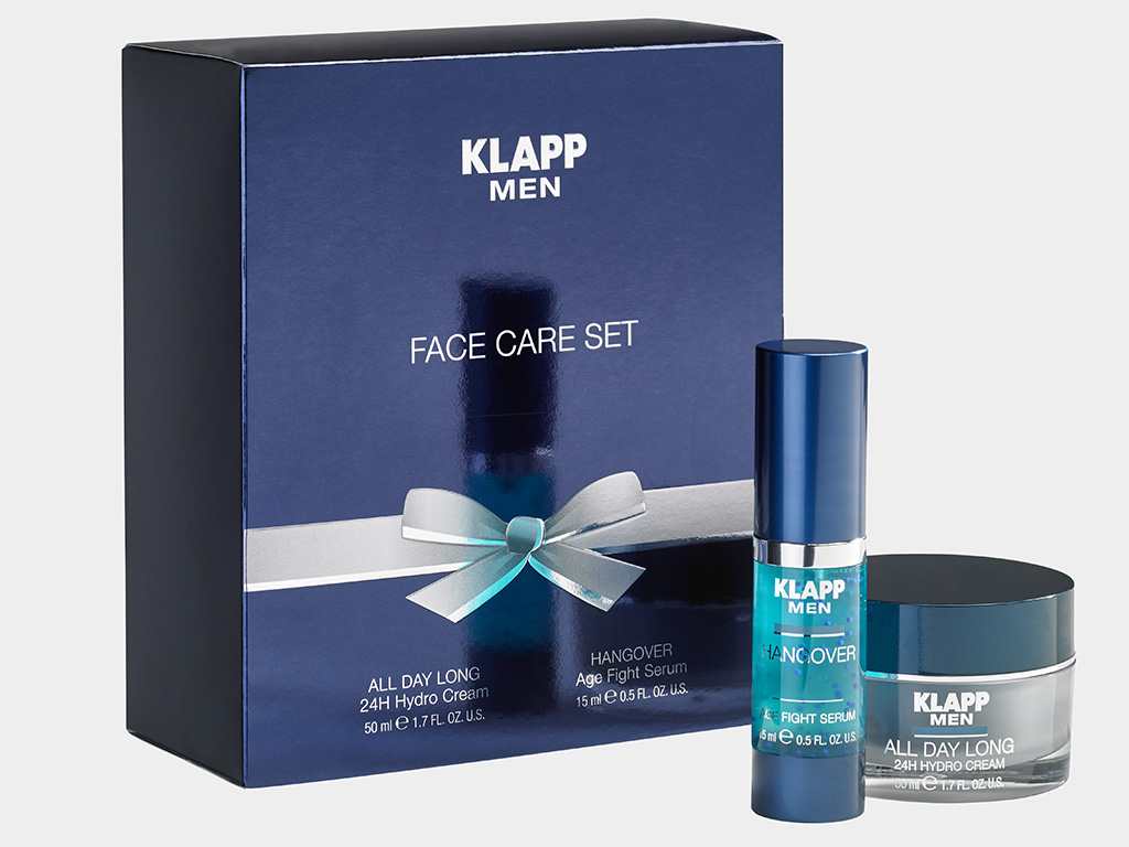 FACE CARE SET KLAPP Cosmetics