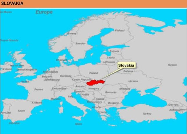 Bratislava, hlavné mesto Slovenskej republiky