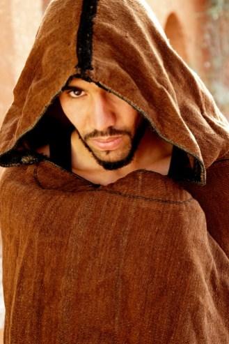 Fotoshooting mit Salah Ben Youssef in Marokko