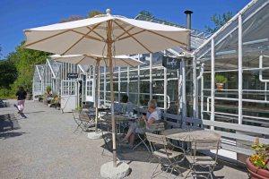 Trädgards Café, Djurgården, Stockholm