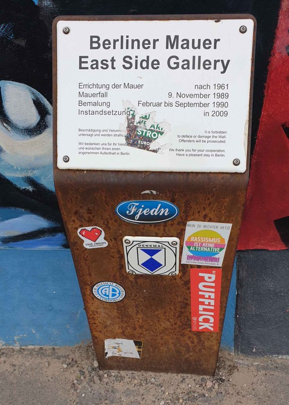 East Side Gallery - Info