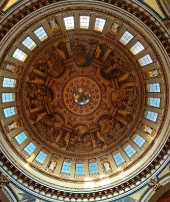 dome of St. Paul's