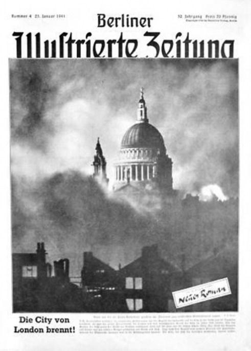 Berliner Illustrierte vom 23.01.1941
